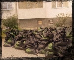 Извозване на строителни отпадъци с контейнери
