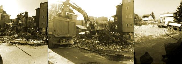 Фирма за разрушаване на сгради